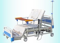 Electric hospital bed Special use in hospital furniture electric and manual adjustment