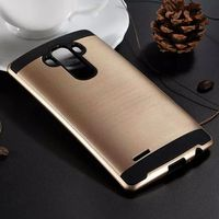 Low Price Slim Shockproof Wire Drawing Wholesale Mobile Phone Case For LG G4