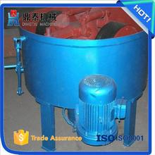 Simple structure sand mixer, clay sand mixing machine