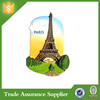 Eiffel Tower Paris France High Quality Souvenir Resin 3D Fridge Magnet
