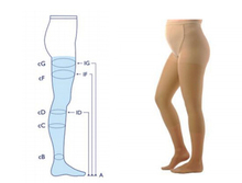 wholesale High Quality Maternity Compression Pantyhose women pregnant pantyhose