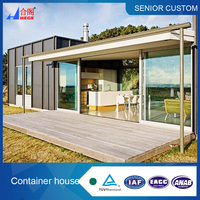 Special design expandable container house