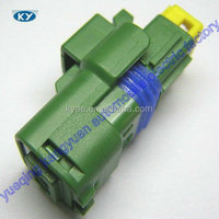 FCI 2pin female car plastic part