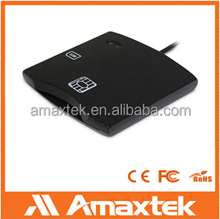 Amaxtek Usb Network Smart Card Reader for Internet Atm Transfer/Credit Card Payment/Balance Inquiries