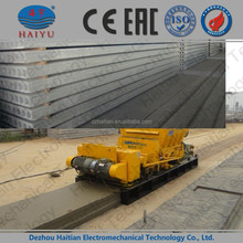 concrete Hollow roof Slab Machine/precast hollow core plant