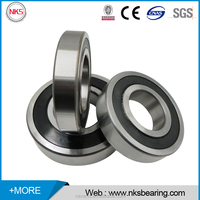 High precision bearings for agriculture 6303 2RS Deep groove ball bearing