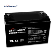 UPS Battery AGM Lead acid battery 12V 100AH