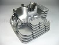 motorcycle cylinder block (RX100)