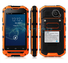 Android Operation System and Color rugged waterproof cell phone