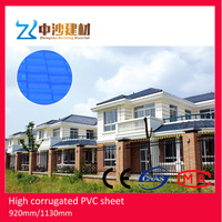 Building materials manufacturers ISO BV & SONCAP synthetic resin roof tile