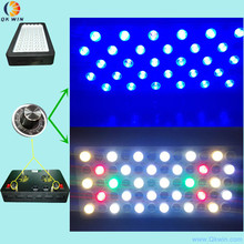 hot sale led aquarium light 180W for coral reef lighting 60x3w dropshipping