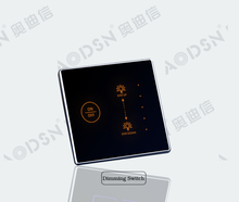 AODSN electronic dimmer switch touch screen switch