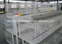 Q235 galvanized material pigeon cage for racing /pigeon breeding cage used