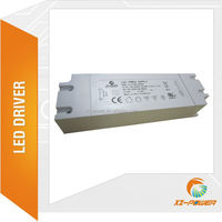 xz-power Listed External Driver 40w 570-1050ma dc LED Light driver
