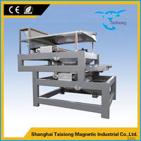 Professional production Stainless Steel sample preparation magnetic separator