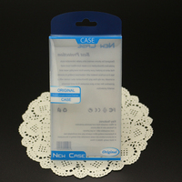 For iPhone 4 4s Case Packaging with Tray,Common Blister PVC Package Box for iPhone 5