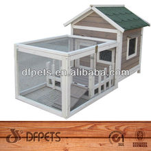 DFPets DFR065 New 2014 aluminum rabbit cage