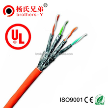 FFTP CAT6A LAN CABLE from Shenzhen ul list
