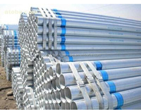 price of galvanized steel pipe/1 inch hot galvanized steel pipe