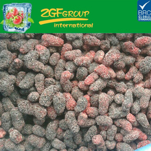 frozen healthy wholesale food distributors iqf mulberry