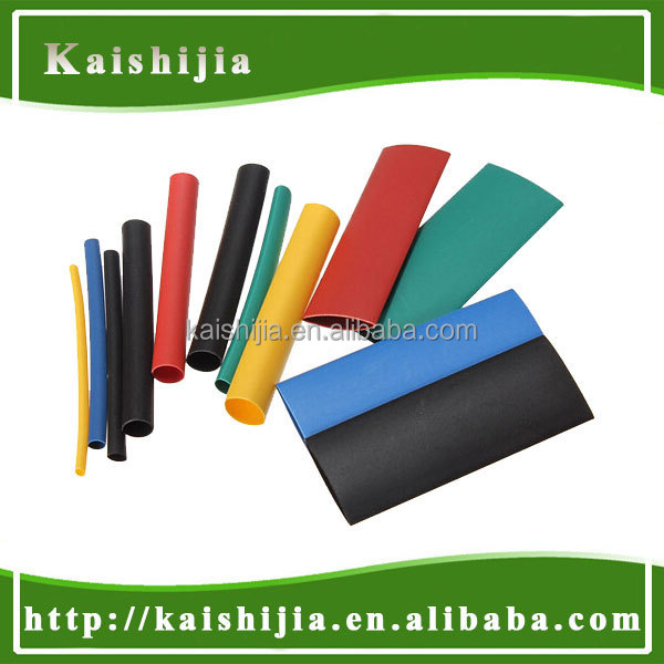 High Quality 2:1 Shrinkage Ratio Polyolefin Heat Shrinkable Tubing