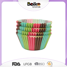 Popular cake decorating tools Paper Cupcake Baking Tray wholesale paper cup
