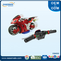 2.4G 1:8 Remote Control 4D Motor Game Simulation Motorcycle Toys