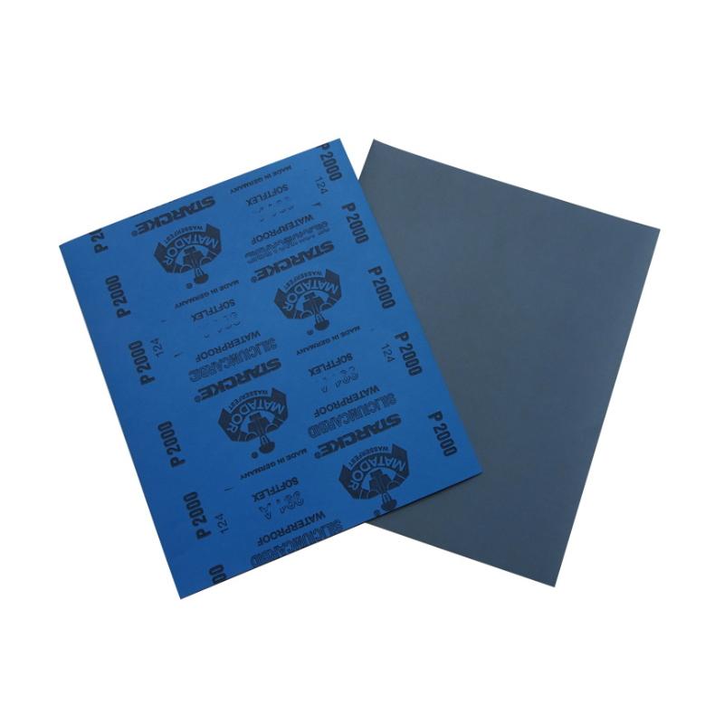 Industrial Abrasive Tools  Abrasive Sandpaper  Waterproof Abrasive Disc A-002