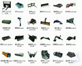 loader attachments , skid steer loader attachments, attachments for skid loader