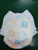 super absorbent core soft cotton cheap sleepy baby nappy