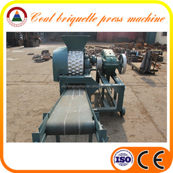 Coal and charcoal briquette press machine egg crate making machine