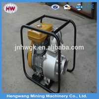 3 inch gasoline water pump for home irrigation