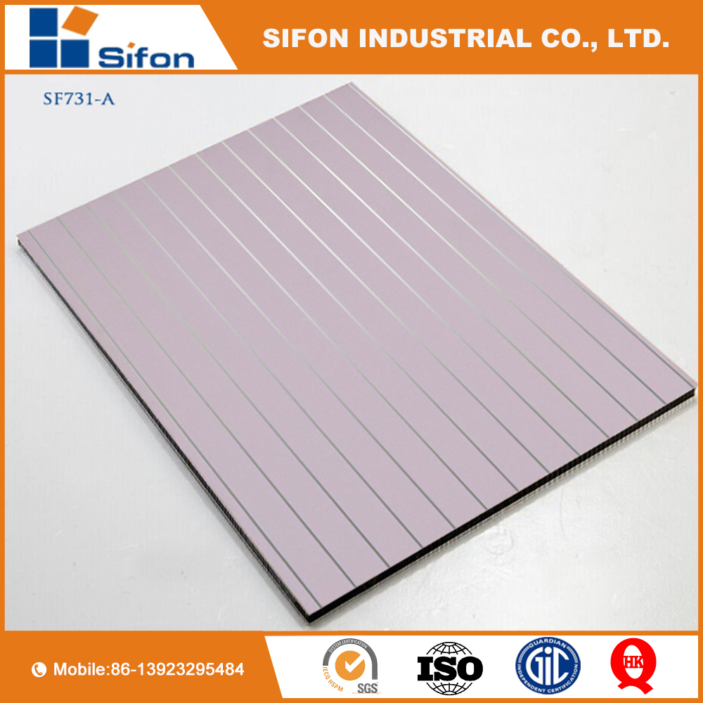 ACP Panel ACP Sheet Plastic Sheet 3mm Aluminum Composite Panel