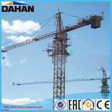 Good Harga 12T F0 23B Tower Crane With CE and SGS Certificate