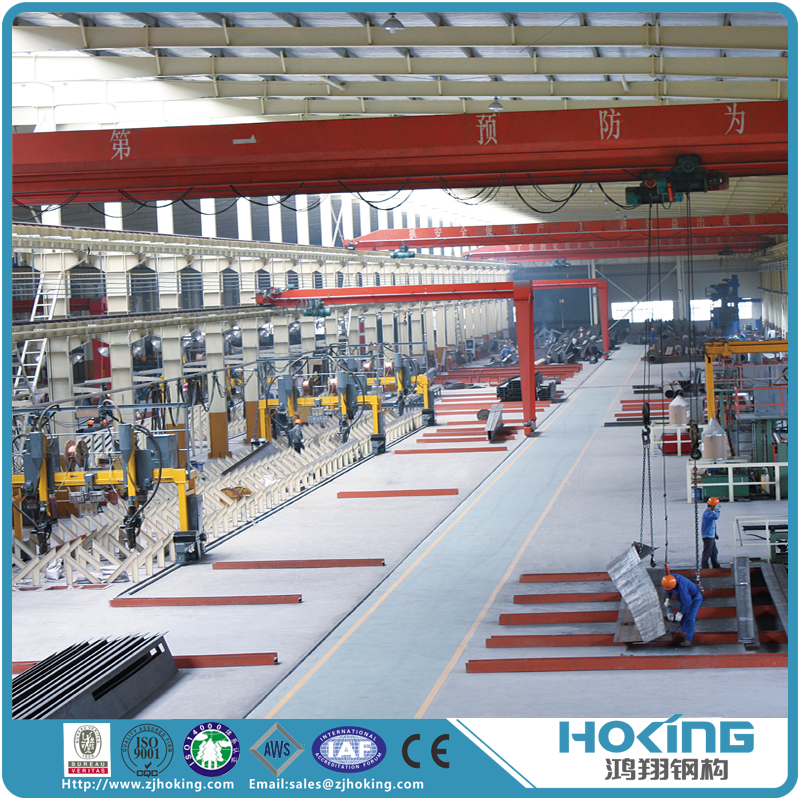 Factory Price Light Steel Structure Large Span Building Steel Frame Prefabricated Warehouse Workshop