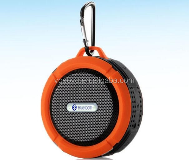 Profession shower portable mini bluetooth speaker with good quality factory price