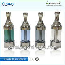 Quatily products vaporizer anyvape davide glassomizer import china goods e-cig