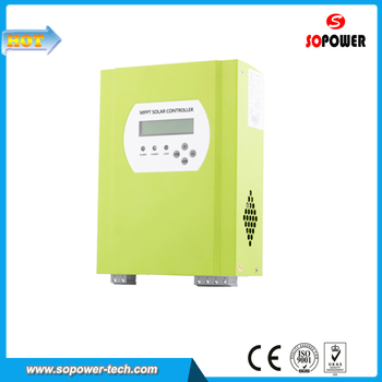 MPPT Solar Panel Voltage Regulator 20A 12V 24V 48V Available with WIFI/ Software Control