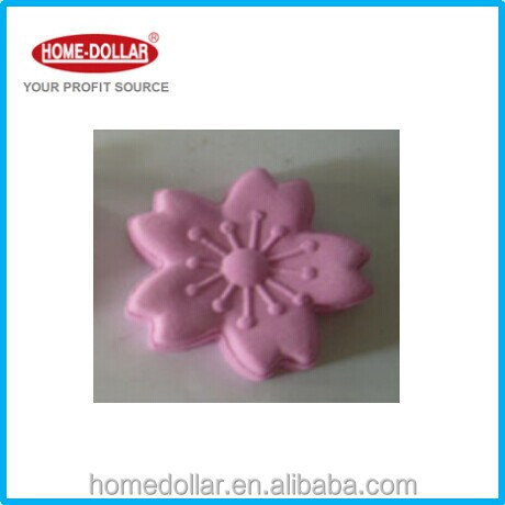 flower shape Bath bombs sukura Fizzing bath bomb