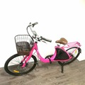 "24"" Lark electric bicycle lady bike from factory for sale"