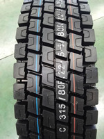 wholesale Chinese regroovable truck tires price 385/65R22.5 315/80R22.5 truck tyre