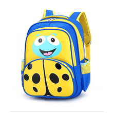 Kids Backpack Cheap New Design child backpack Cartoon nylon Wholesale fashion Kids Child School Bag
