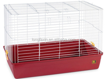 Animal Tubby Small Red Pet Cage