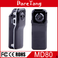 HD mini dv with multifunctional use and bracket MD80