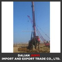 China popular mine drilling rig crawler drill