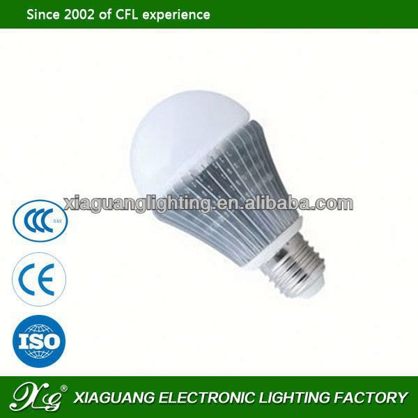 E27/B22 50000hrs environment friendly led bulb h13/9008 cree q5