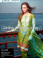 Gul Ahmed Lawn Eid Collection 2012