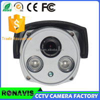 The lowset price 1080p bullet array led ahd cctv hd camera waterproof cctv camera security with ir-cut