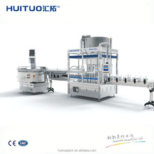 High Accurate Full Automatic Bottle Capping Machine for Screw Cap