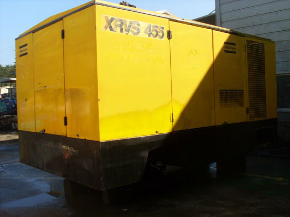 XRVS455MD AIR COMPRESSOR
